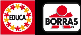 Educa Borras Retina Logo
