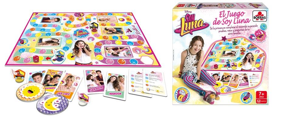 Soy Luna Educa Borras