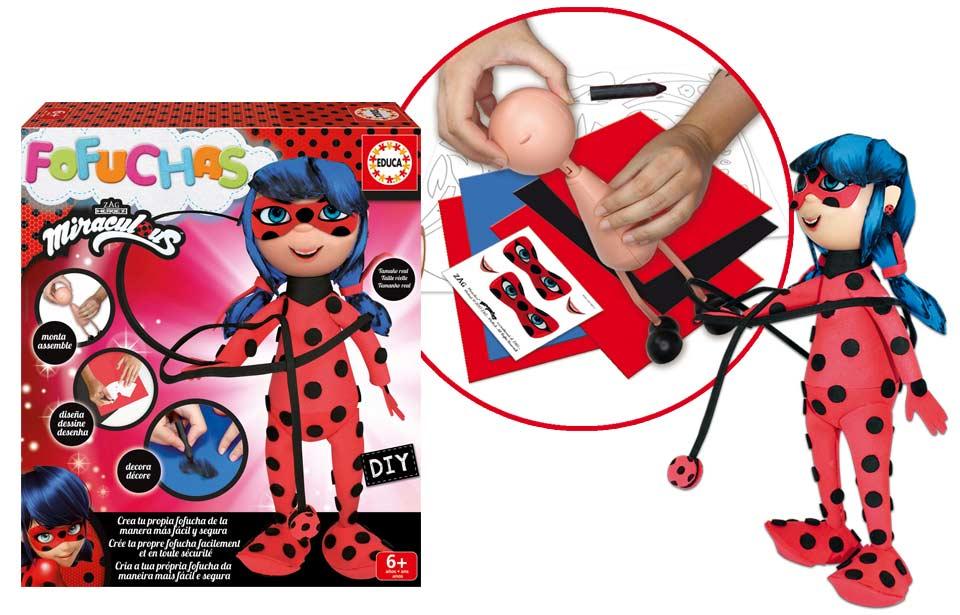 Miraculous Educa Borras Miraculous Ladybug Ladybug Miraculous Educa Borras rdthQosCxB