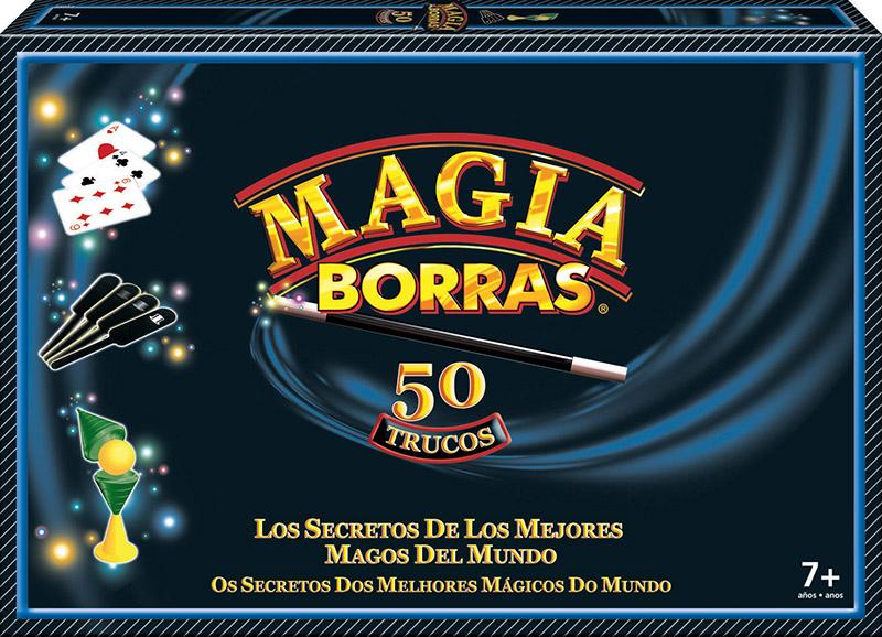 Magia Borras Clássica 50 truques