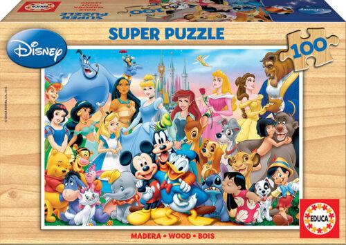 100 El maravilloso Mundo de Disney