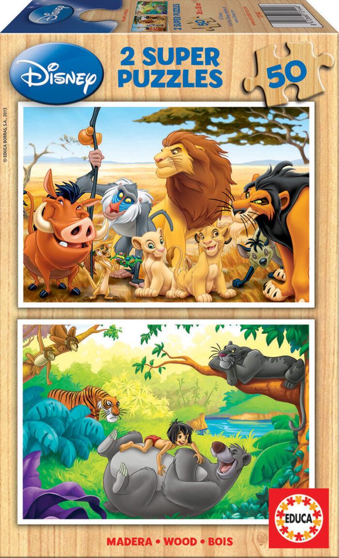 2x50 Animal friends