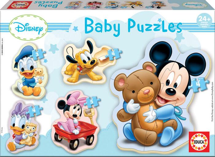 Baby Puzzles Mickey