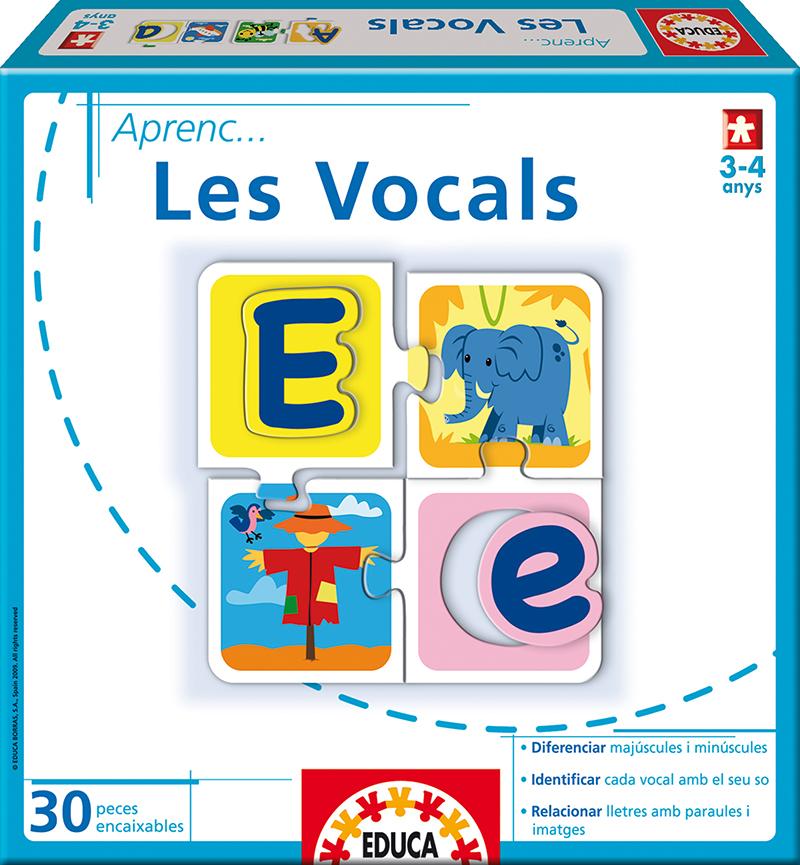 Aprenc… Les Vocals