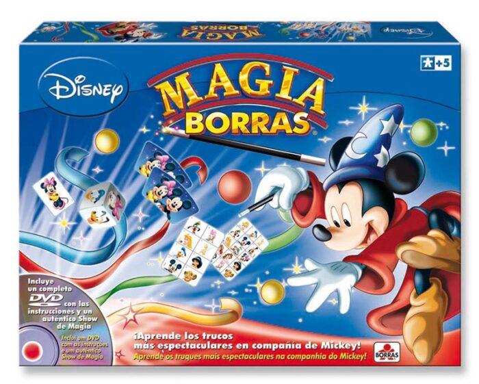Mickey magic magia DVD