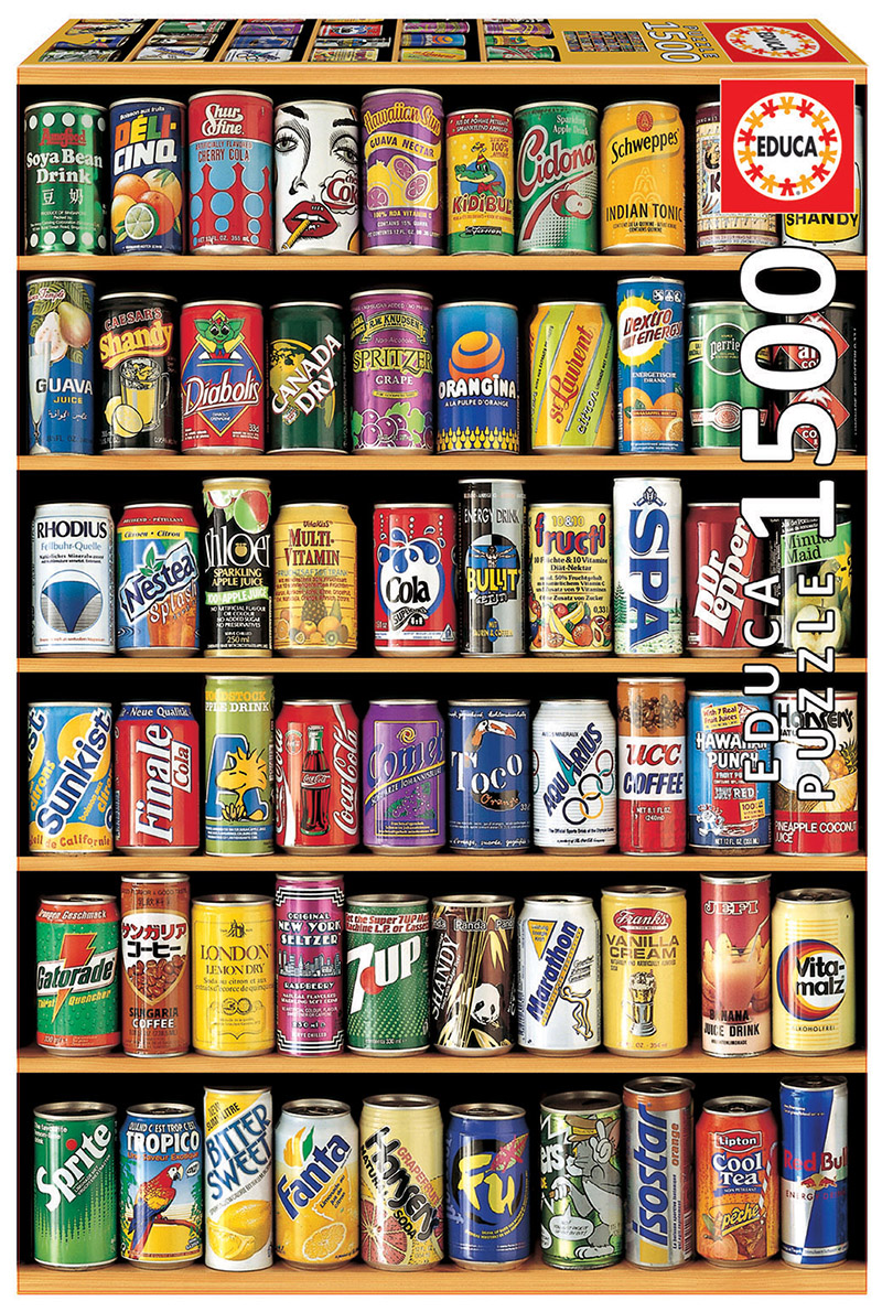 1500 Cans