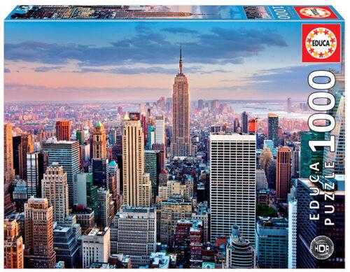 1000 Manhattan, Nueva York