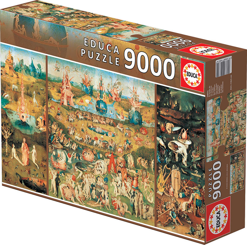 9000 Le jardin des délices