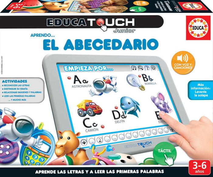 Educa Touch Junior Aprendo... El Abecedario
