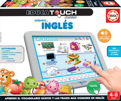 Educa Touch Junior Aprendo inglés