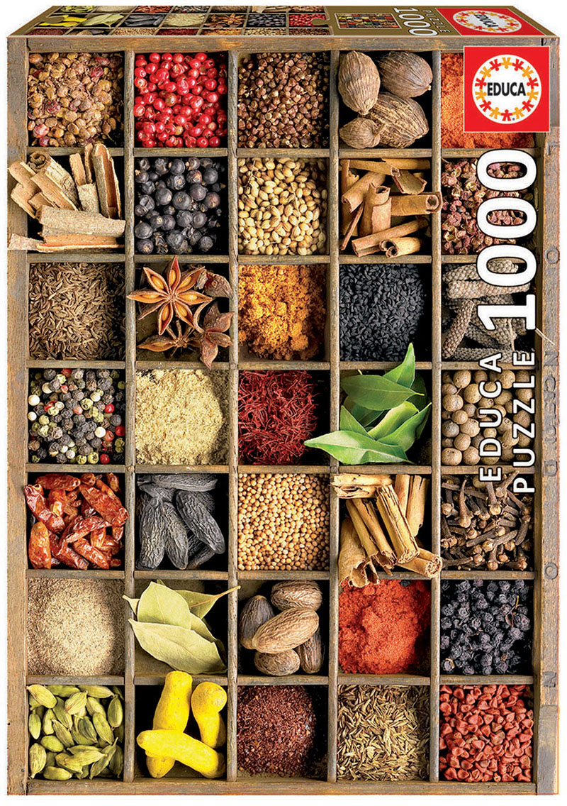 1000 Spices