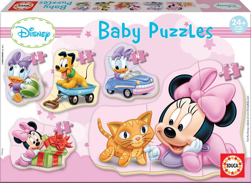 Baby Puzzles Minnie