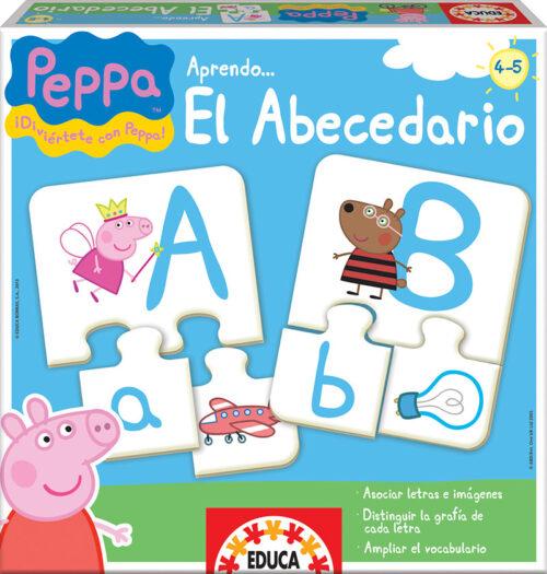 Aprendo... El Abecedario Peppa Pig