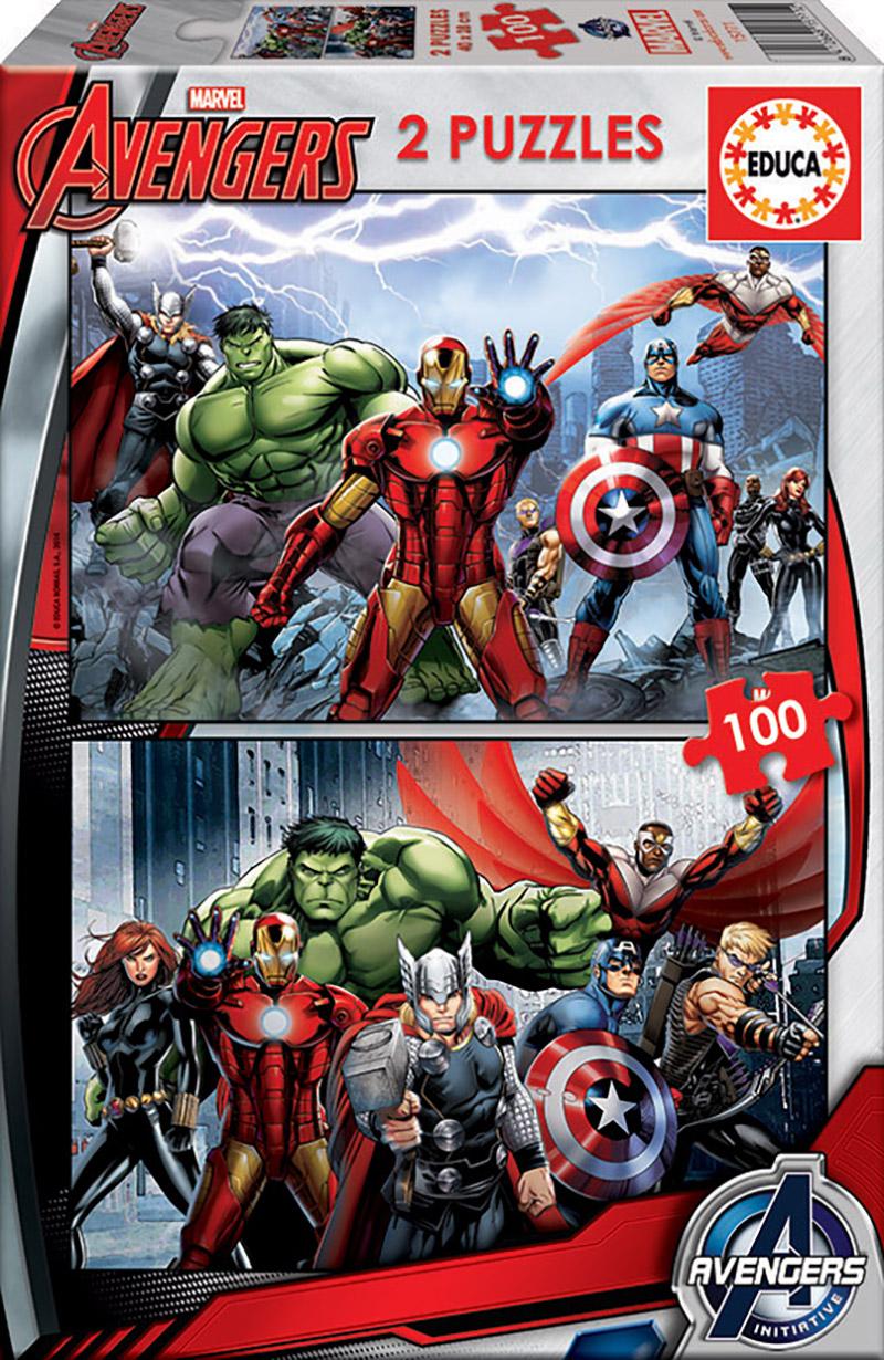 2×100 Avengers