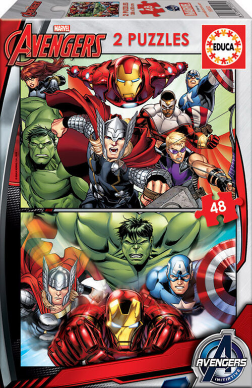 2x48 Avengers