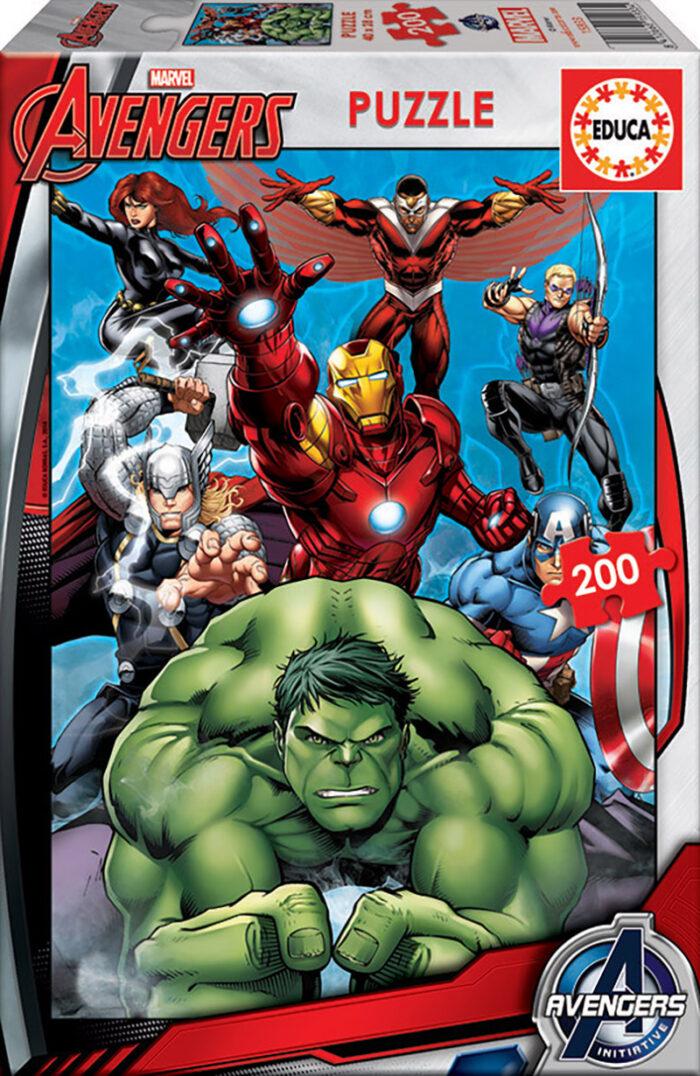 200 Avengers