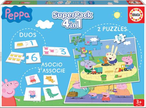 Superpack Peppa Pig