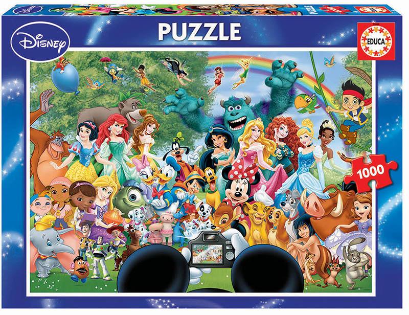 1000 El maravilloso Mundo de Disney II