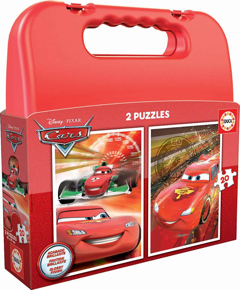 2×20 Cars case