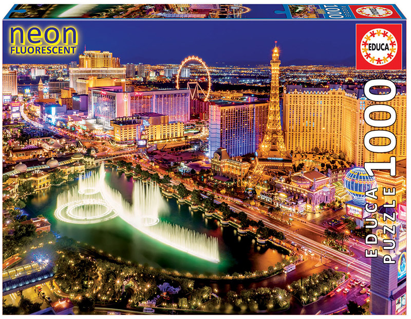 1000 Las Vegas «Neon»