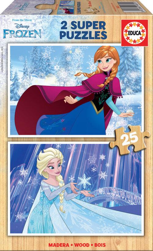 2x25 Frozen