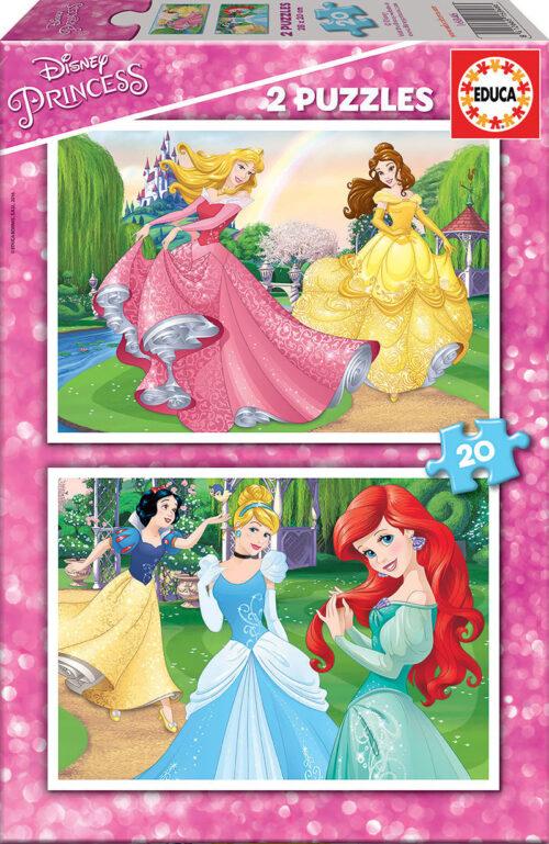 2x20 Disney Princess