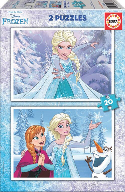 2x20 Frozen