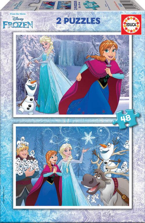 2x48 Frozen
