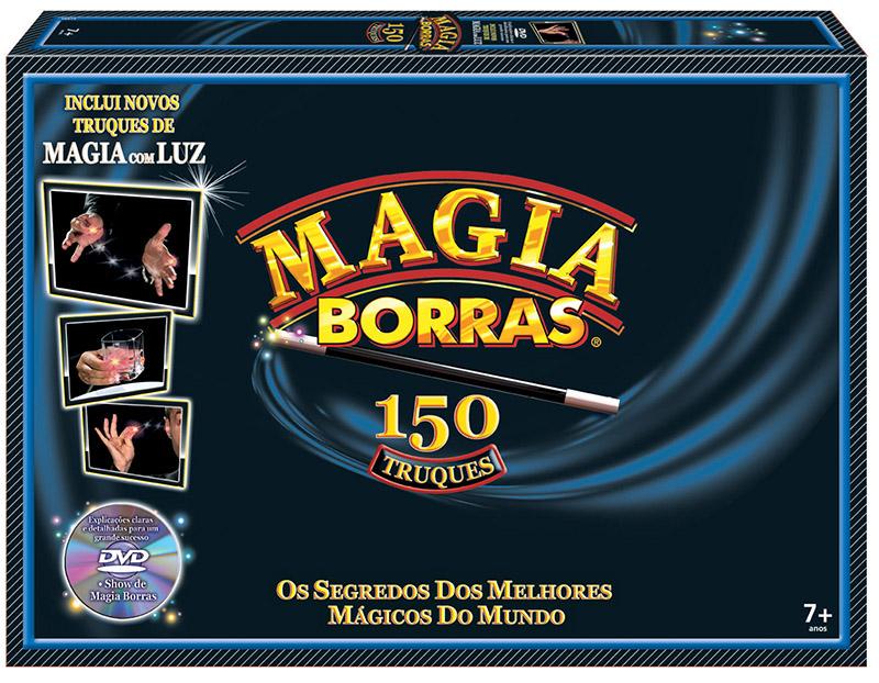 Magia Borras 150 com Luz