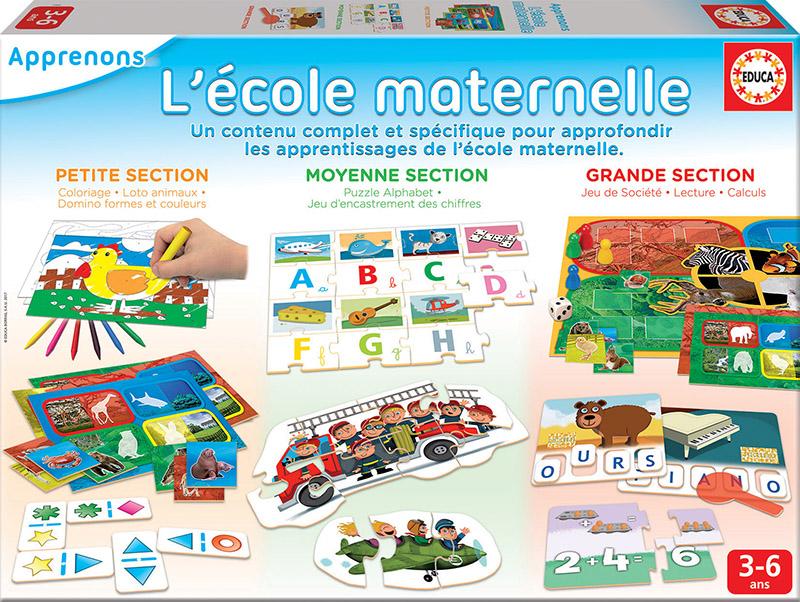 Kit l´École Maternelle New