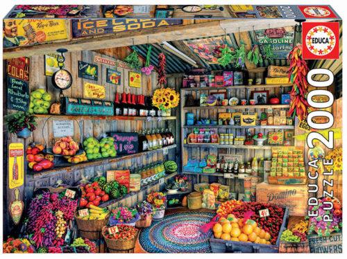 2000 Tienda de comestibles