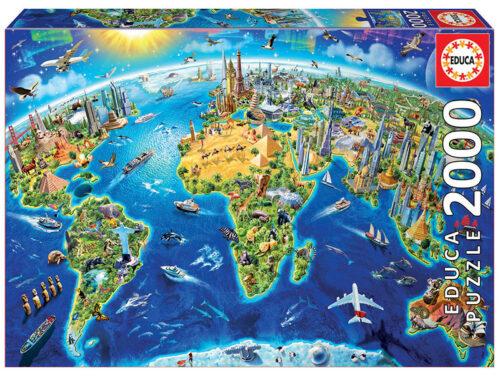 2000 Símbolos del mundo