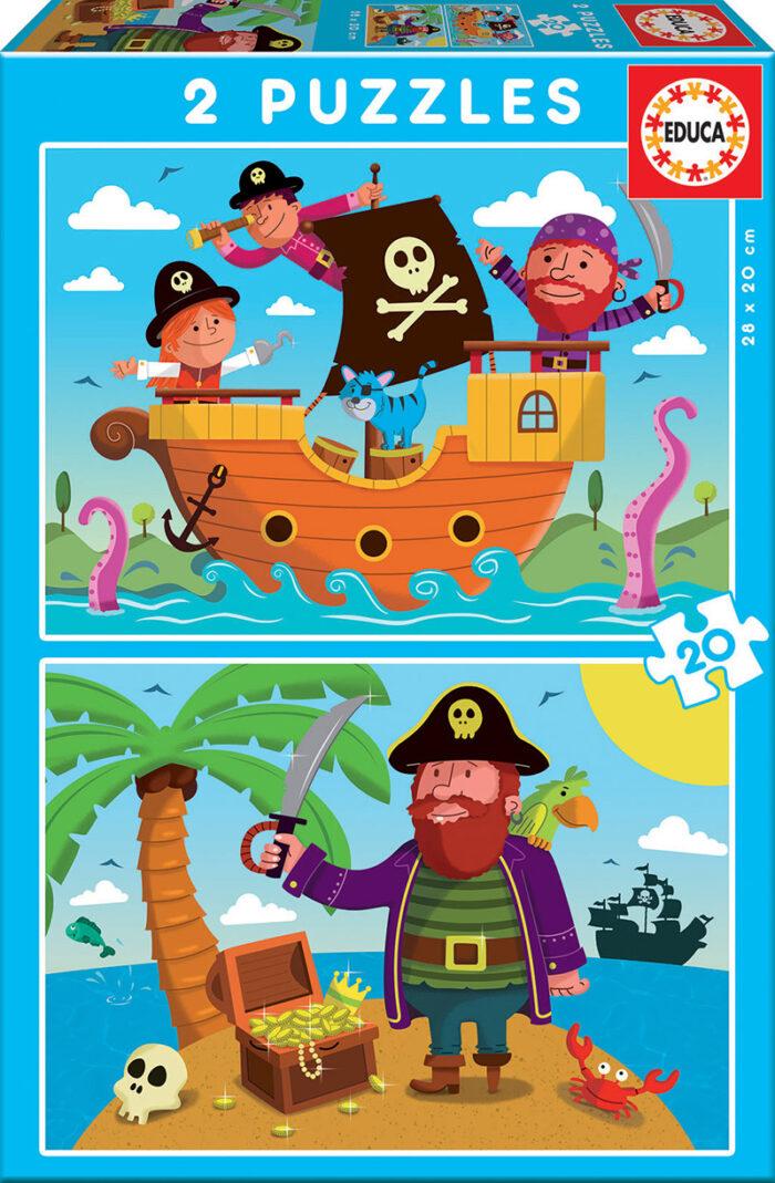2x20 Piratas