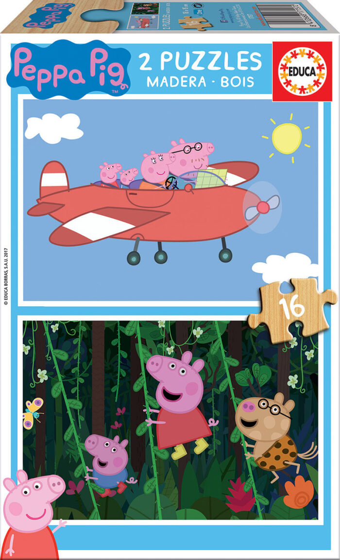 2x16 Peppa Pig