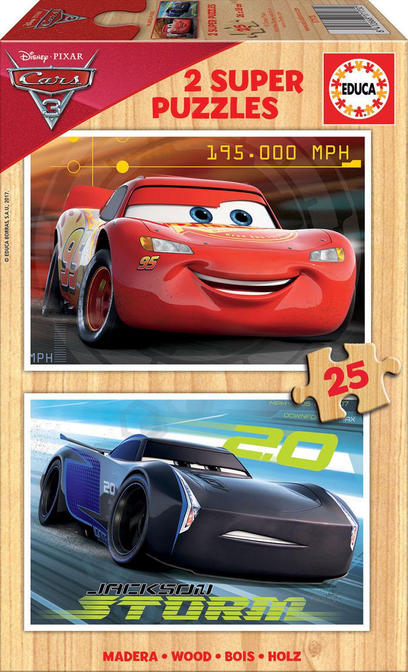 2×25 Cars 3