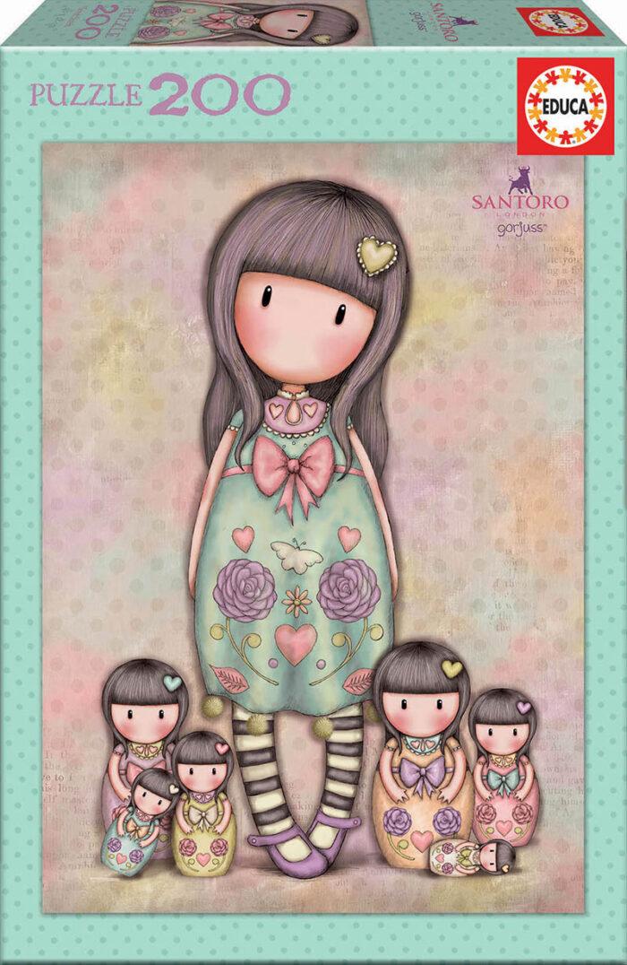 200 Seven Sisters Gorjuss