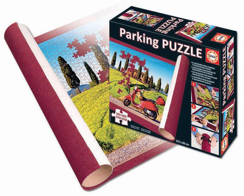 New Educa® Parking Puzzle