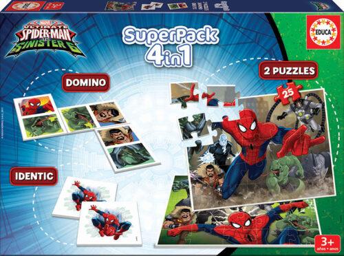 Superpack Spider-man