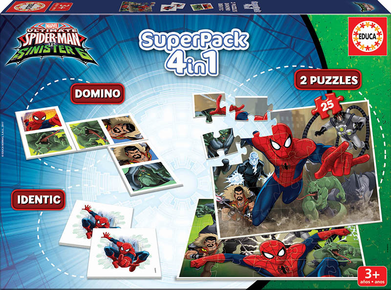 Superpack Spider-man