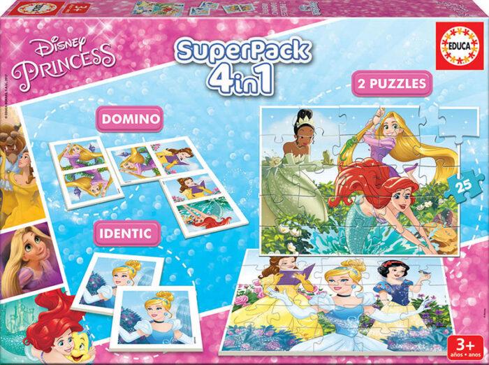 Superpack Princesas Disney