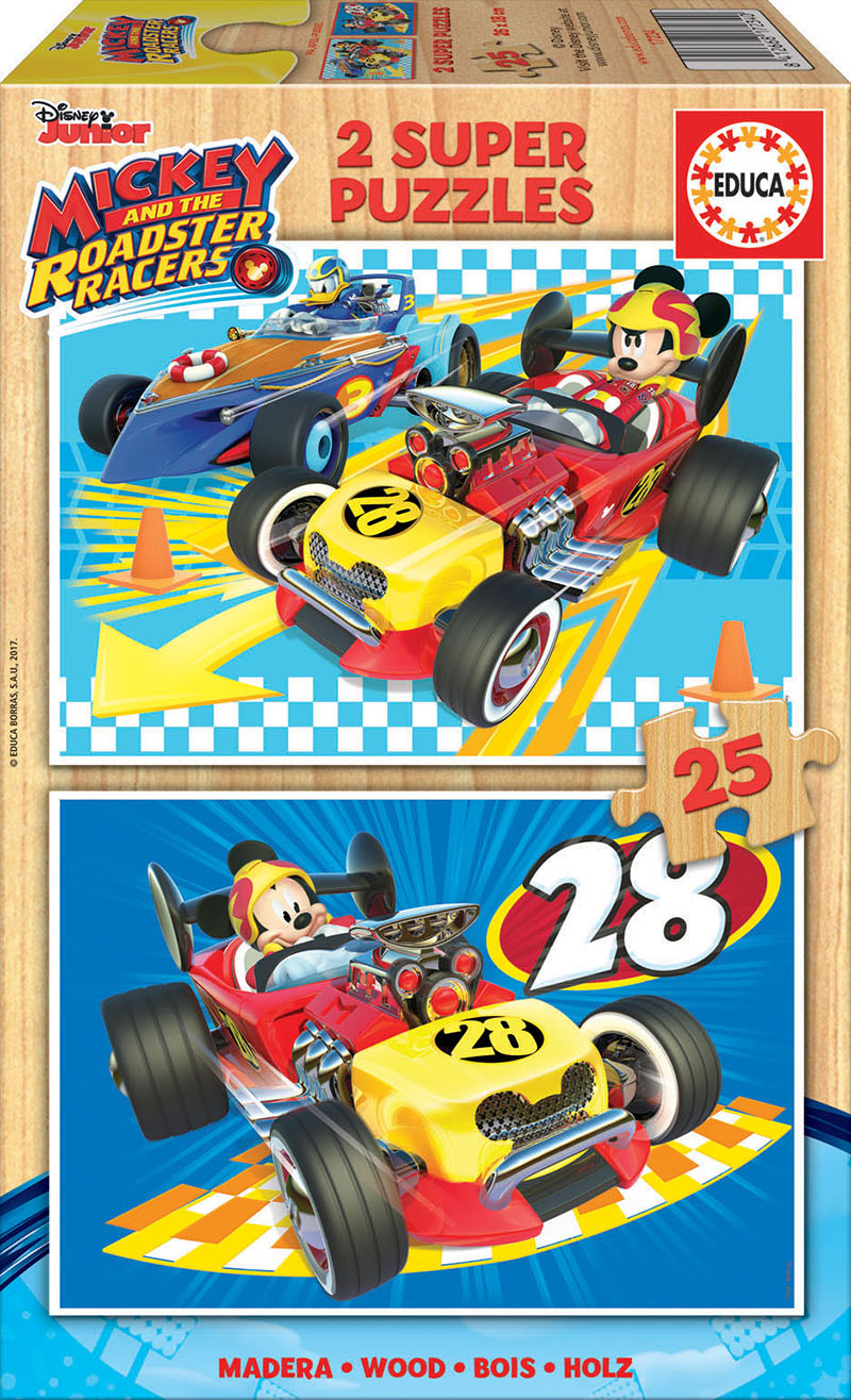 2×25 Mickey y los Súper Pilotos
