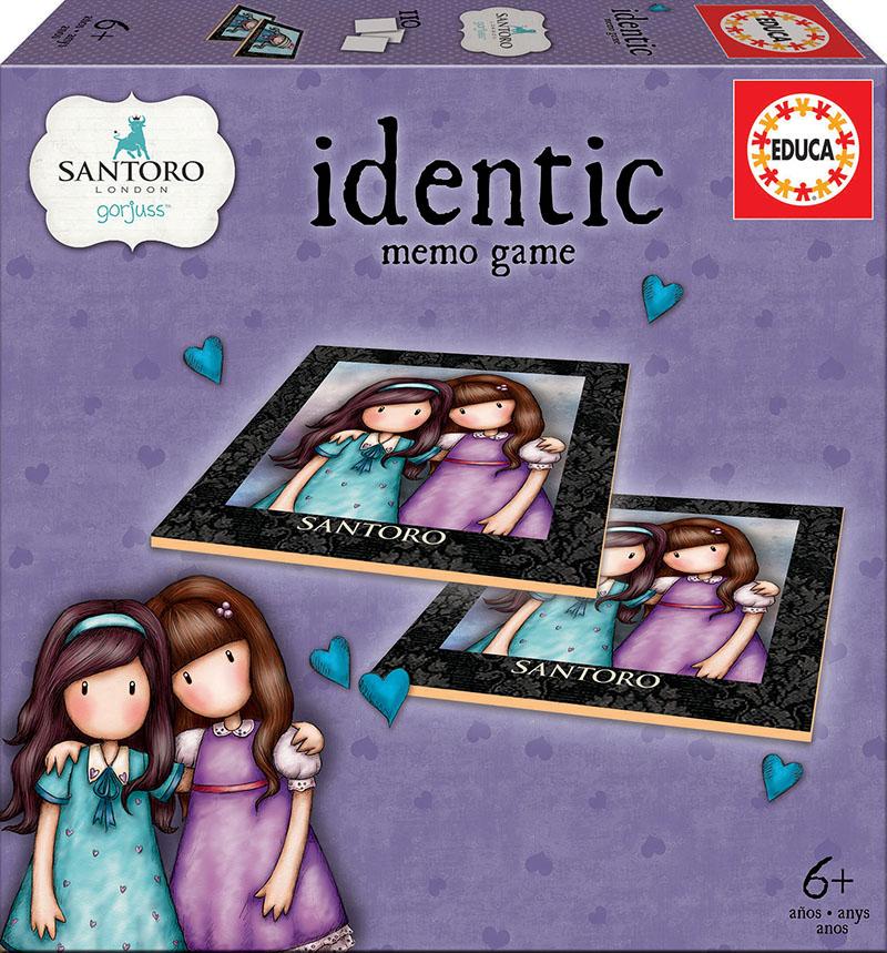 Identic Gorjuss (110 cartas)