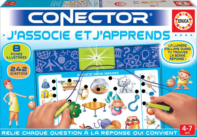 Conector j´associe et j´apprends