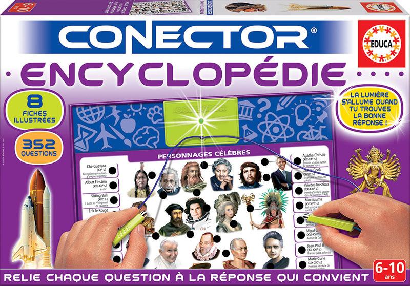 Conector l´encyclopédie