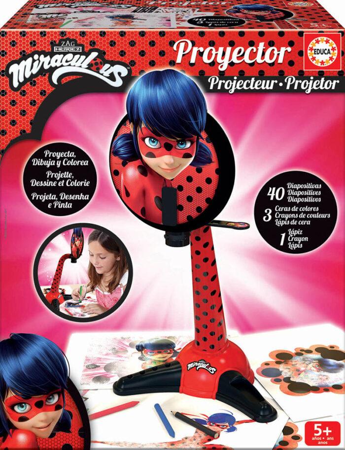 Proyector Ladybug