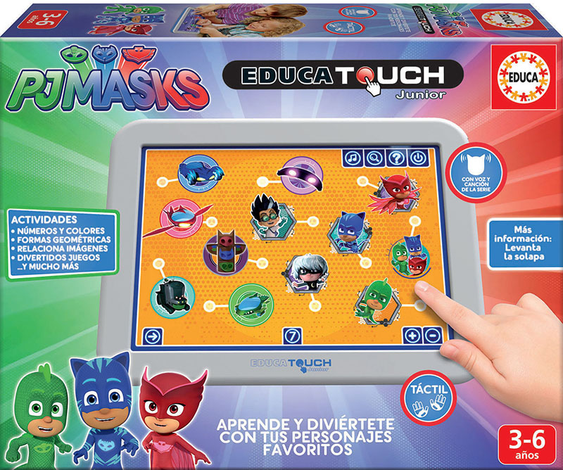 PJ Masks Educa Touch Junior