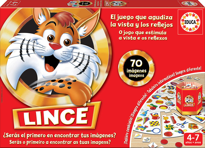 Lince 70 imagens
