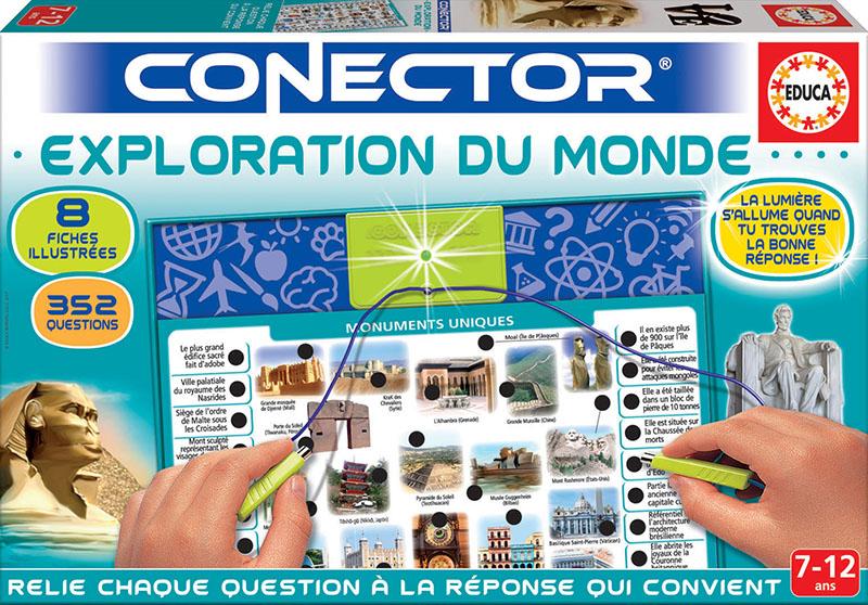 Conector® Exploration Du Monde