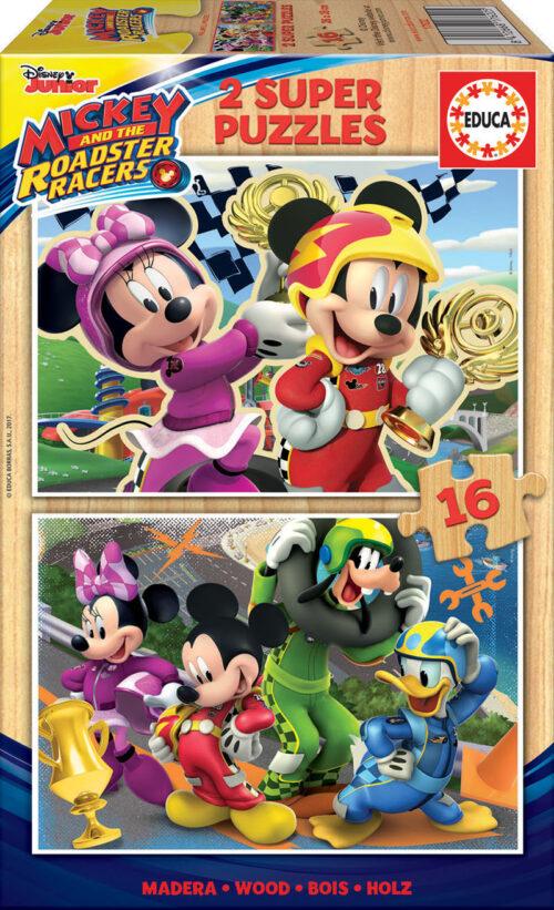 2x16 Mickey y los Superpilotos