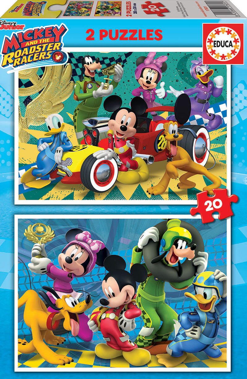 2×20 Mickey y los Superpilotos
